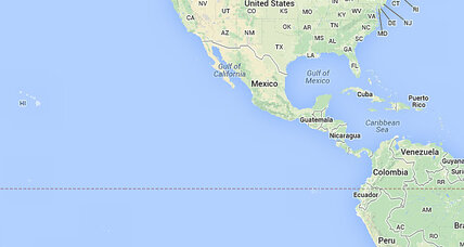 Chile earthquake and tsunami pose no threat to California, but Hawaii?