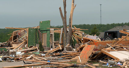 Tornadoes: Why there? Why now? (+video)