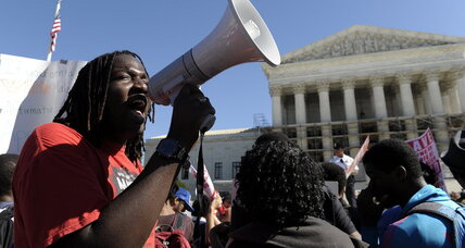 Groups react to Supreme Court decision upholding ban on race-based admissions (+video)