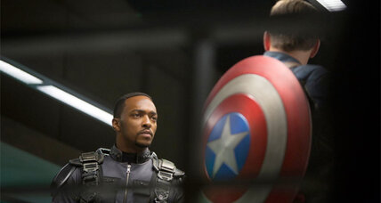 'Captain America 2' star Anthony Mackie talks superheroes and his future projects