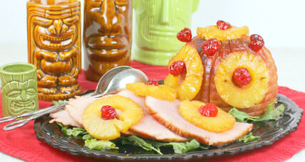 Easter recipe: Go retro with Hawaiian brown sugar glazed ham
