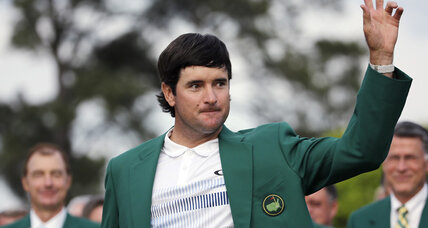 Masters 2014: Second time around is different for winner Bubba Watson (+video)