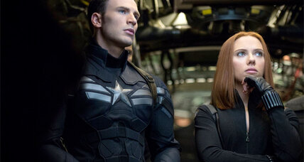 'Captain America: The Winter Soldier' is topical with nimble action scenes