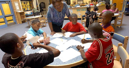 New index reveals sobering picture of how much African-American children lag (+video)