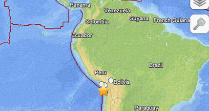 Chile earthquake: Massive earthquake causes landslides, tsunami, 10 aftershocks