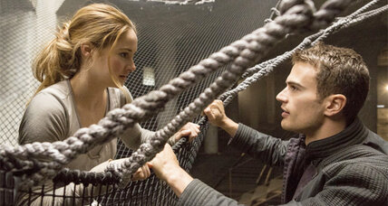 'Divergent' summer camp will be held in Illinois