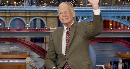 David Letterman says he's retiring – what now?