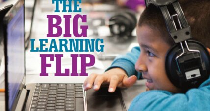 Blended learning revolution: Tech meets tradition in the classroom