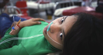 Mass faintings: Dozens fall ill in Cambodian garment factories