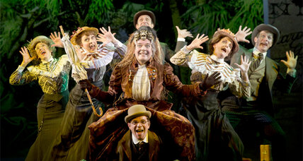 Tony nominations 2014: 'A Gentleman's Guide to Murder' leads the pack