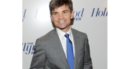 'Good Morning America': George Stephanopoulos signs contract extension