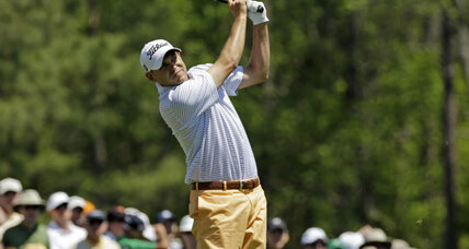 The Masters 2014 TV schedule: Who to watch Friday