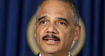 Holder: Nonviolent drug sentences to see new 'fairness and proportionality'