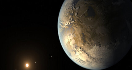 Kepler-186f could be 'Earth's cousin,' say astronomers