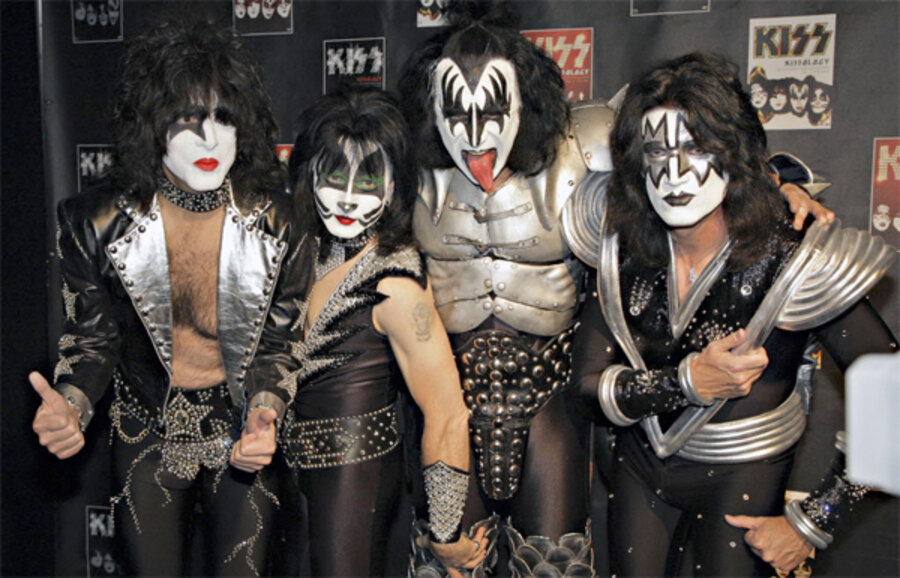 Kiss band member Paul Stanley discusses his new autobiography. '