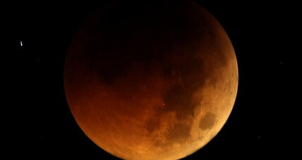 When can you see the 'blood moon'?