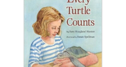 Three new turtle and tortoise books for kids encourage adventures