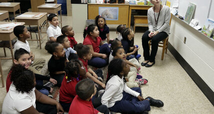 Report shows distinct racial gap among US children
