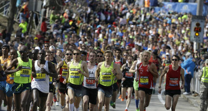 Boston Marathon: Experience over accomplishment