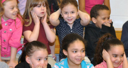 Five new rules for kids on National Kindergarten Recognition Day