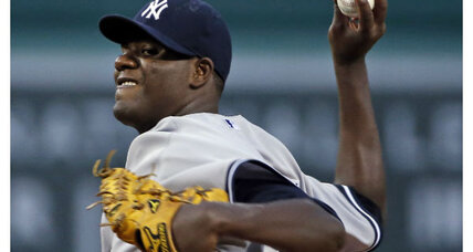 Michael Pineda, prideless of the Yankees (+video)