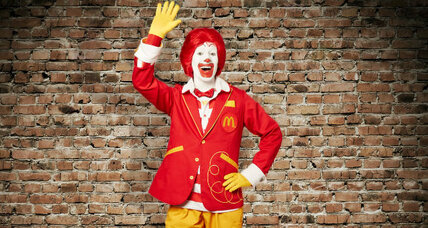 Ronald McDonald: Does the clown still capture fans?