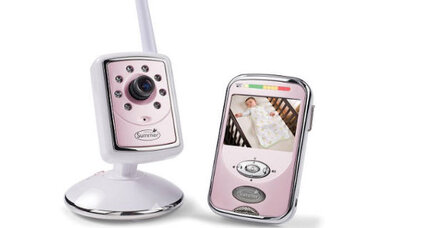 Baby monitors recalled for defective batteries
