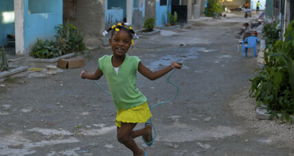 Haiti's new adoption rules aim to protect children