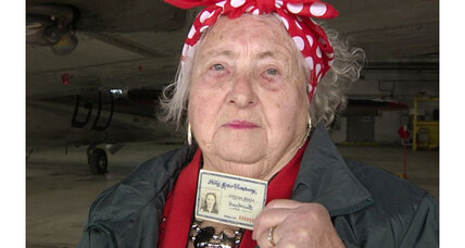 Rosie the Riveter factory preserves women's history (+video)