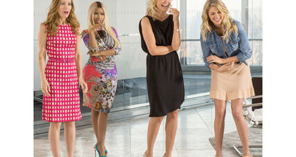 Leslie Mann, Cameron Diaz discuss their new comedy 'The Other Woman'