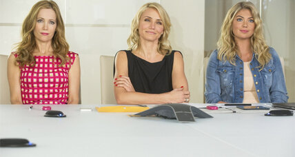 Kate Upton and Cameron Diaz star in 'The Other Woman,' in which every gag is milked dry