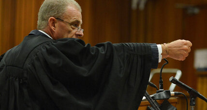 Oscar Pistorius trial: Prosecutor presses Paralympian during cross-examination