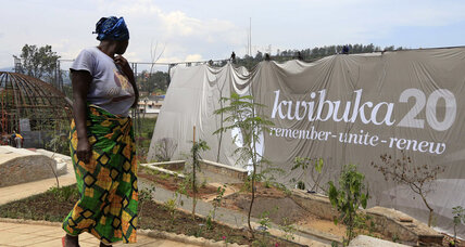 20 years after horrors, Rwanda claims rebirth and renewal