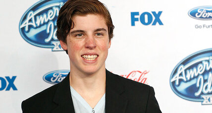 American Idol: Is Sam Woolf the 'Dark Horse'? (+video)