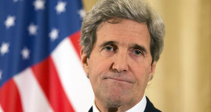 Israeli-Palestinian peace effort not dead yet, claims Kerry