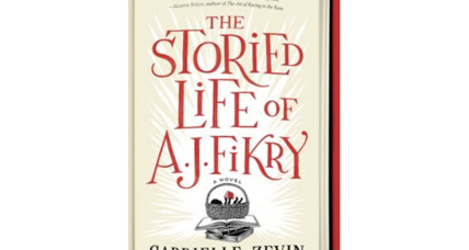 Independent bookstore workers embrace Gabrielle Zevin's 'The Storied Life of A.J. Fikry'
