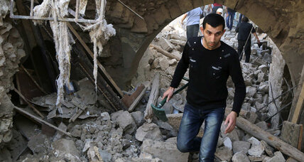 Chlorine attacks sink Syria's credibility on chemical weapons deal