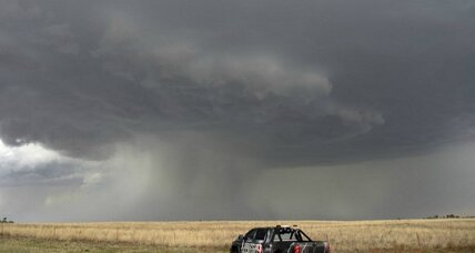 After rare tornado lull, Tornado Alley mobilizing ahead of severe storms