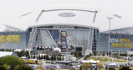 NCAA Tournament 2014 TV schedule: Watch Final Four with a hometown spin