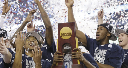 UConn NCAA national champs: How the Huskies beat Kentucky's freshmen phenoms