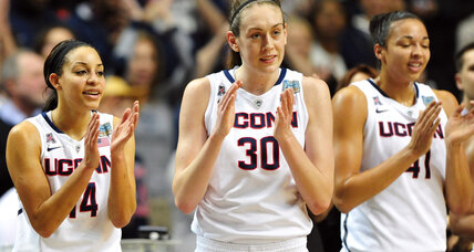 Undefeated UConn, Notre Dame women to meet for NCAA basketball title