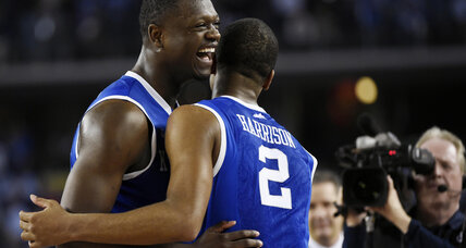 UConn and Kentucky demonstrate resolve in reaching NCAA championship game