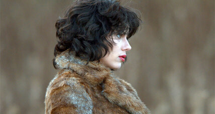 Scarlett Johansson in 'Under the Skin': The film about an alien is boring