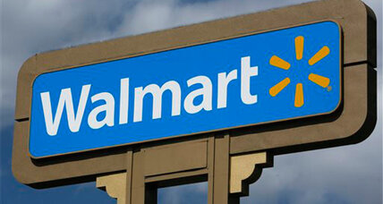 Wal-Mart takes on MoneyGram, PayPal, and Western Union