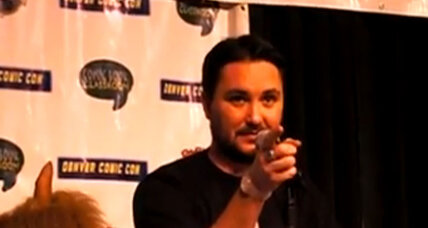 Wil Wheaton: His heart-warming advice for bullied nerds (+video)