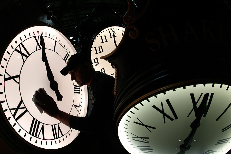 Why does time flow in only one direction?