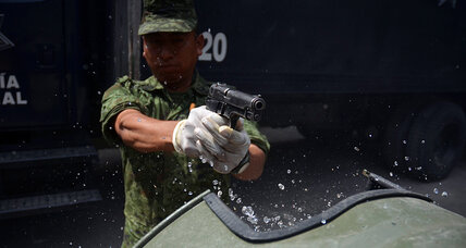 As Mexico battles drug war, soldiers may face civilian trials for abuse