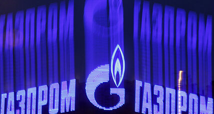 Ukraine crisis: Why no sanctions on Russian gas giant Gazprom?
