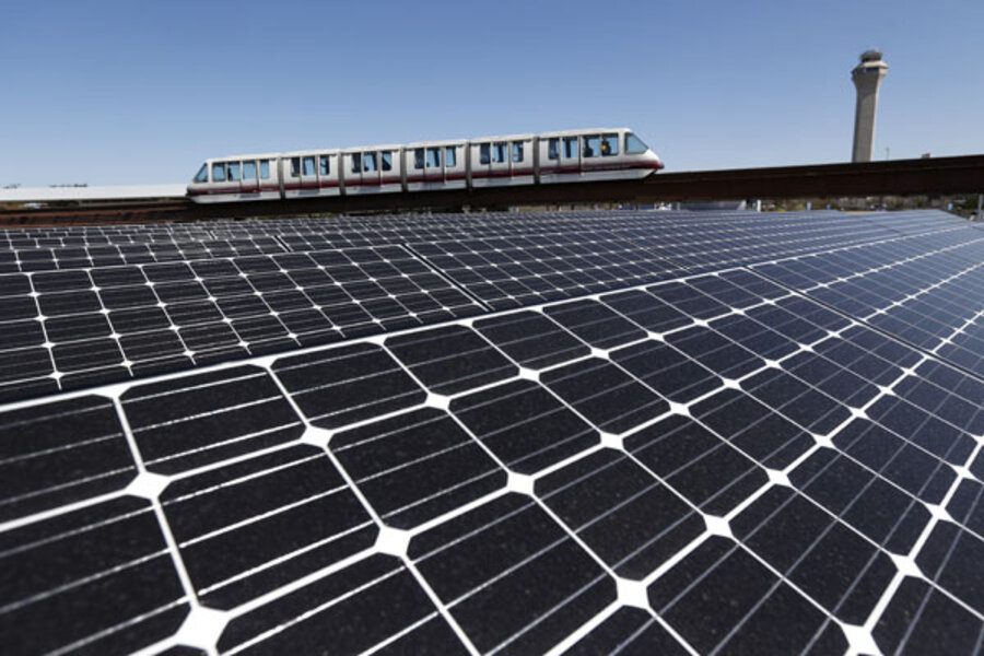 Solar Power Breakthrough Hints At Cheaper Panels For More