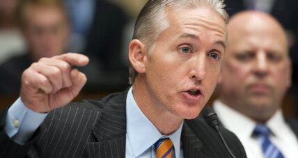 House Benghazi investigation: Who is Trey Gowdy? (+video)